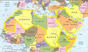 Middle East Facts: Arab World